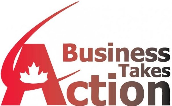 Business Takes Action Logo
