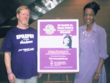 Epilepsy Toronto Public Awareness