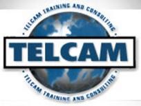 TELCAM logo