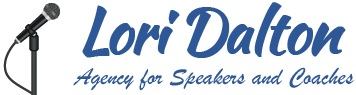 Lori Dalton - Agency for Speakers and Coaches Logo